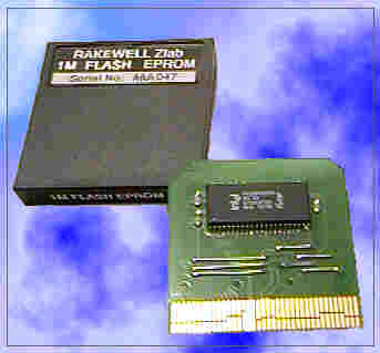 Z88 Flash EPROM - low cost storage at last !
