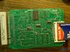 Image of the bttom of the divIDE                           interface board - click for bigger picture