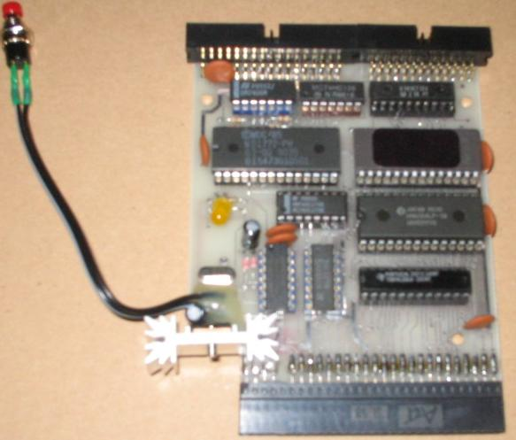 PlusD Floppy Disk Interface for the                           Sinclair ZX Spectrum Computer