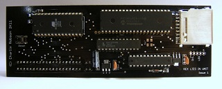 ZXpand Interface for the Sinclair ZX81                           Home Computer - SD memory interface, 32K RAM                           and More